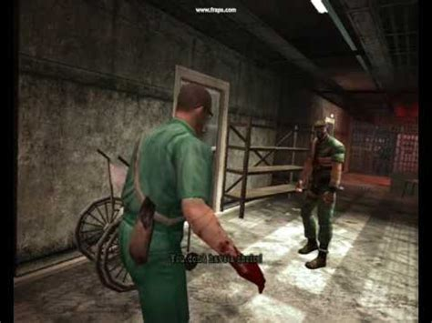 MANHUNT 2 PC FREE DOWNLOAD (UNCUT) with gameplay *UPDATED