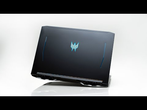 Acer Predator Helios 300 2018 Review: Specifications