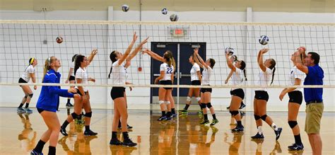 Fredonia Volleyball: The psychology of the warm-up, and