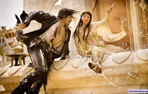 Review Blog: Prince of Persia : Sands of Time movie review!!