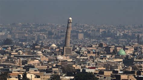 ISIS Destroys Historic Mosque In Mosul As Iraqi Forces