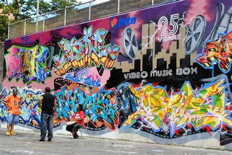 History of Graffiti: Where to Find Surviving Examples of