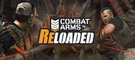 Ya está disponible Combat Arms: Reloaded   Go Multiplayer