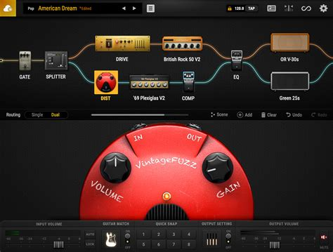 BIAS FX 2 by Positive Grid - Guitar Amp and FX Modeling