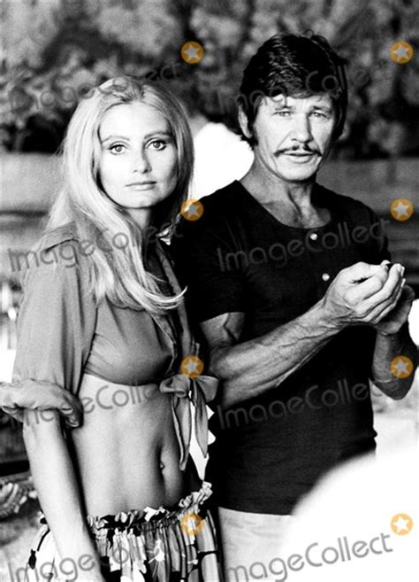 Photos and Pictures - Charles Bronson and Jill Ireland