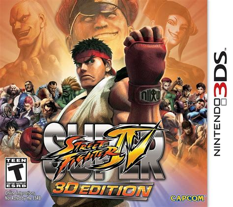 Super Street Fighter IV 3D Edition Review - IGN