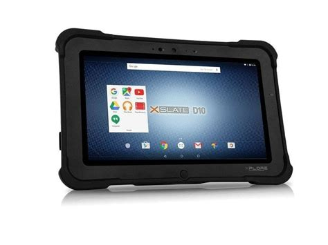 Xplore D10 Android Fully Rugged Tablet   Mem-Star Rugged