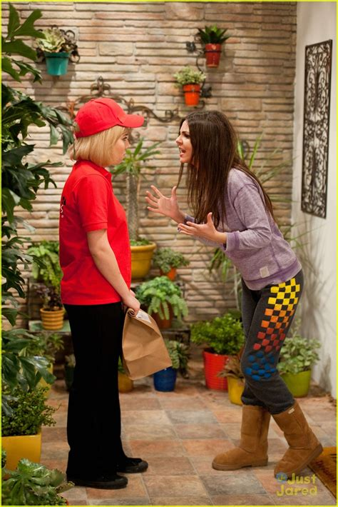 Jennette McCurdy is 'Crazy Ponnie' on 'Victorious'   Photo