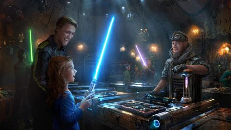 So Much to Buy! Preview Star Wars: Galaxy's Edge's Stores