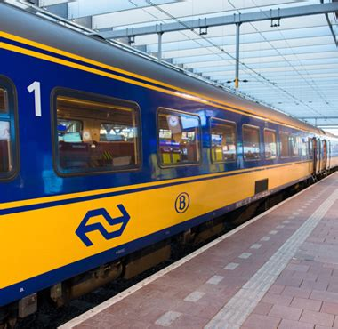 Train tickets with Intercity Brussels - Various