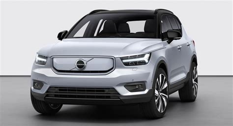 Order Your Volvo XC40 Recharge Electric SUV Today, Take