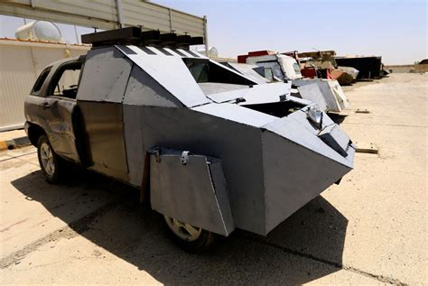 Thanks To ISIS, The Middle East Looks At Armored Cars With
