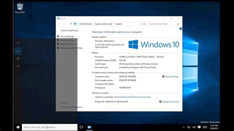 How to enable remote desktop connections in Windows 10