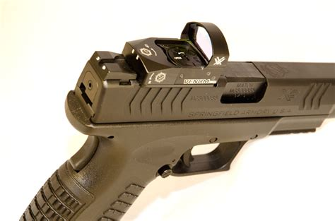 First Look! Springfield Armory XDM Optical Sight 9mm