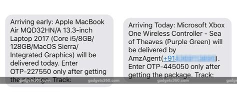 Amazon India Now Requires OTP to Complete High-Value Order