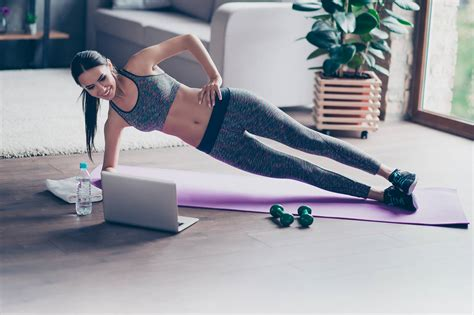 Stay happy, healthy and fit with these at home exercise
