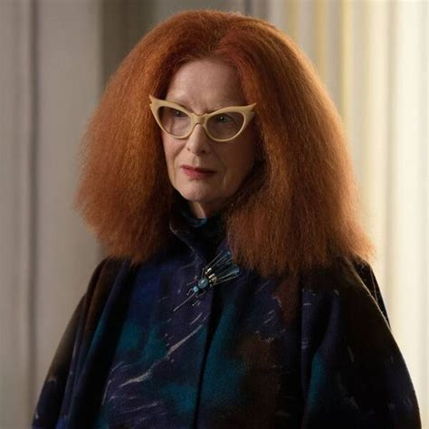 Frances Conroy as Myrtle Snow, American Horror Story