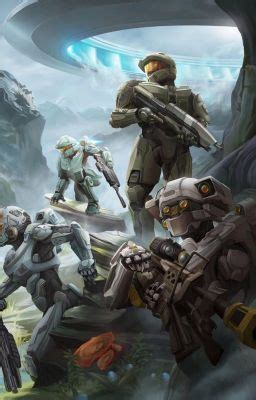 (Halo x RWBY) Remnants of the Reclaimers - Ch 1 - Wattpad
