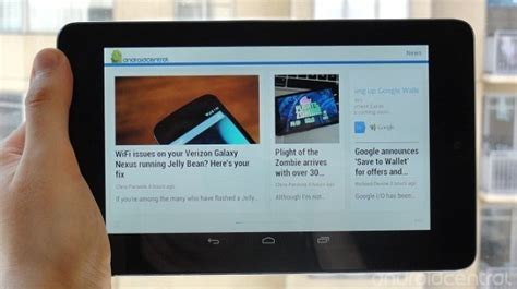 Mit Jelly Bean kommt auch Google Currents - Androidmag
