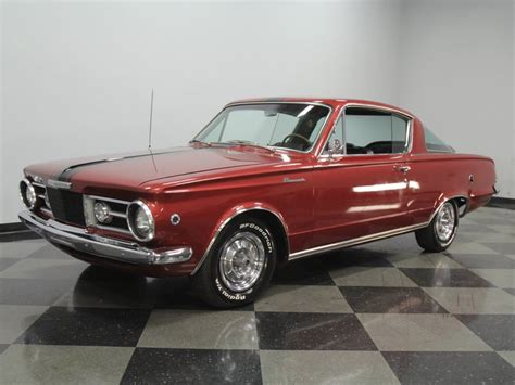 1965 Plymouth Barracuda   Classic Cars for Sale