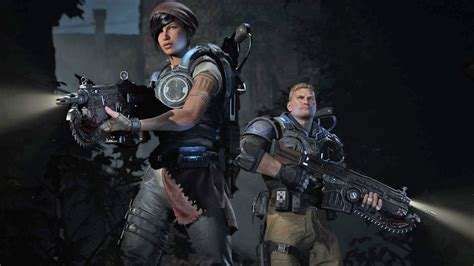 When does the Gears of War 4 beta end? - VG247