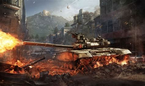 Obsidian is no longer working on Armored Warfare   PC Gamer