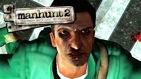 Manhunt 2 (Uncut) - BAD ENDING - Release Therapy - YouTube