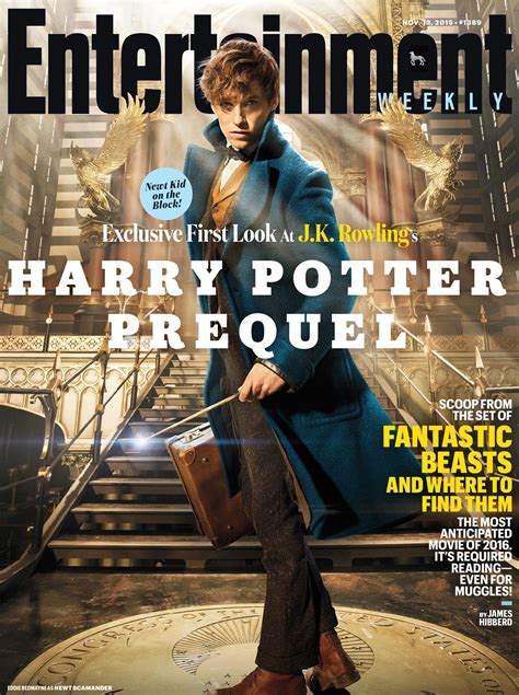 FANTASTIC BEASTS AND WHERE TO FIND THEM Logo and Photos