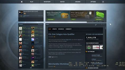 CS:GO - how to show/hide ping and FPS written by Ghostru