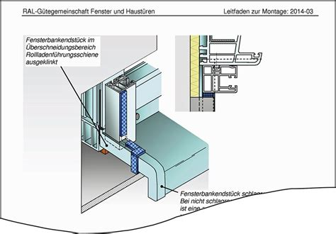 Ral fenstermontage anleitung