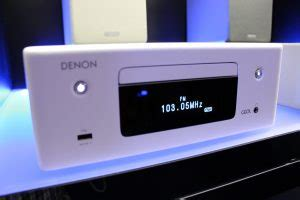 Denon D-T1 and CEOL N10 added to mini system line-up