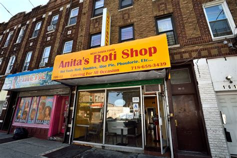 Anita's Roti Shop | The Official Guide to New York City