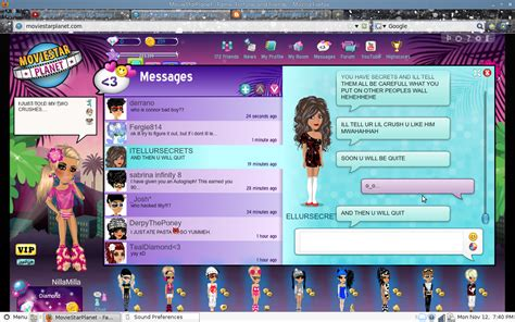 A WONDER TALE FOR MSP: New MSP stalker! IMPORTANT TO