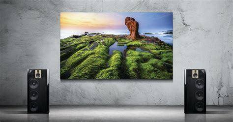 Samsung's Giant Modular TV Can Turn an Entire Wall Into a