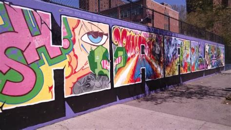 Graffiti Hall of Fame (New York City) - All You Need to