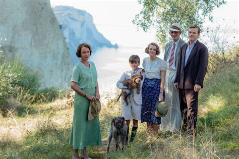 The Durrells unpack their bags as stay on Corfu extended