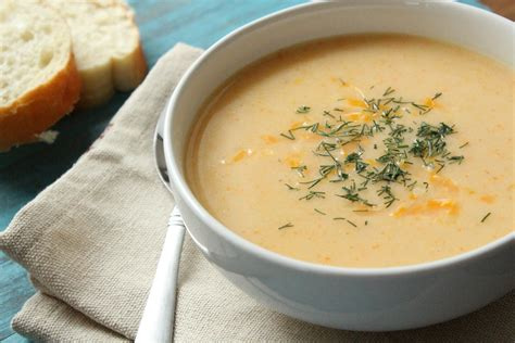 Cheese Soup - Cook Diary