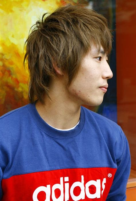 80 Popular Asian Guys Hairstyles for 2018 (Japanese
