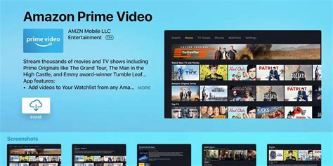 Amazon Prime Video app reportedly set all-time tvOS record