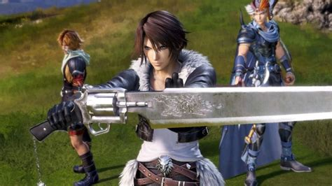 'Final Fantasy VIII' Remastered Release Date, Price