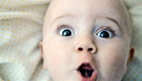 At 6 months, babies use context to spot faces quickly