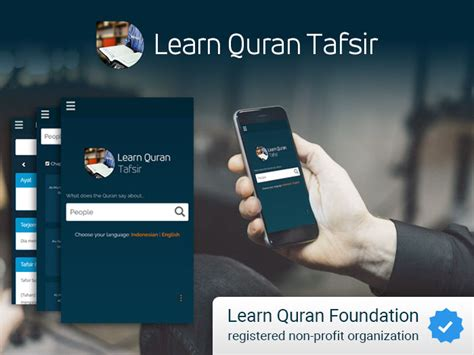 Projects   Learn Quran Tafsir: Free Online Tafsir for