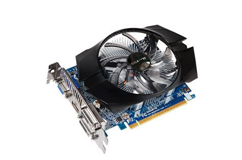 Gigabyte Launches Two GeForce GTX 650 With 100mm Fan