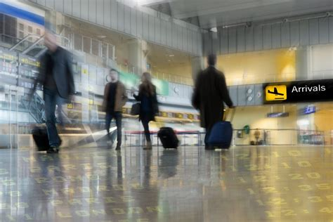 The Future of Passenger Flow Management   Smiths Detection