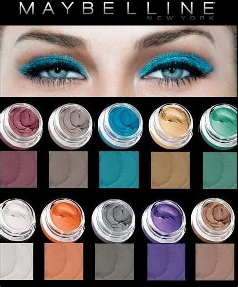 5 Best Eye Shadow Colour Trends of Summer 2012