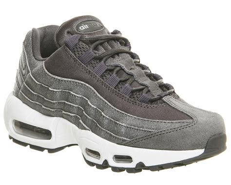Nike Leather Air Max 95 in Midnight (Blue) - Lyst