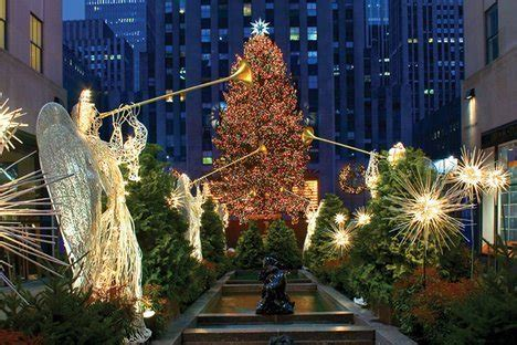Father Julian's Blog: Christmas in New York