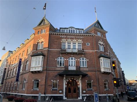 Test: First Hotel Grand Odense - FinalCall