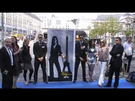 """Street marketing """"Séjour by Louis Vuitton"""" (by HEC-ULg"""