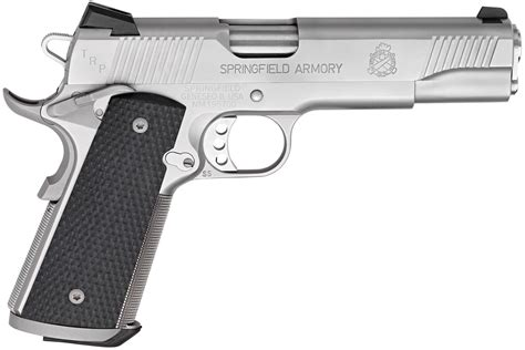 Springfield 1911 TRP Stainless 45 ACP Essentials Package